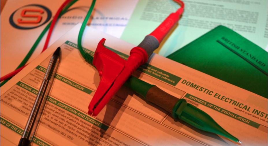 2391 test inspection certificates sandco electrical ltd for Interior design lighting quiz