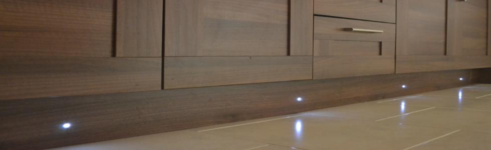 Kitchen LED slider